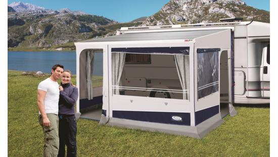 Cerramiento caravana completo Explorer concept Clip&Go