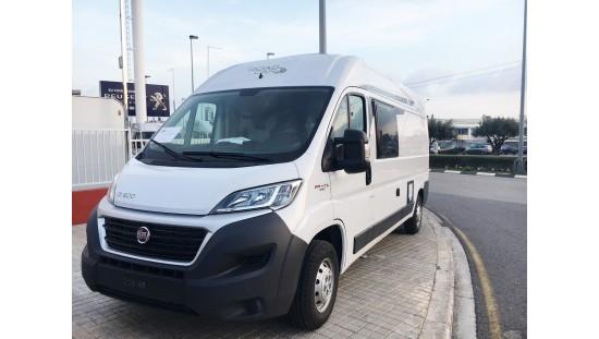 Camper Van 2017 Roadcar R 600