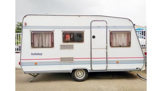 Caravana de Ocasión Bürstner Holiday 410 TK