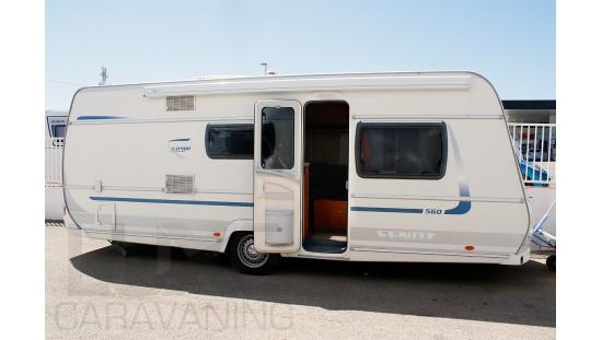Caravana de Ocasión Fendt Saphir 560 SKM