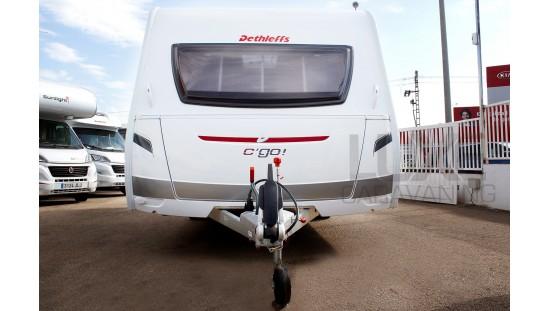 Caravana 2017 Dethleffs | C'go 495 QSK