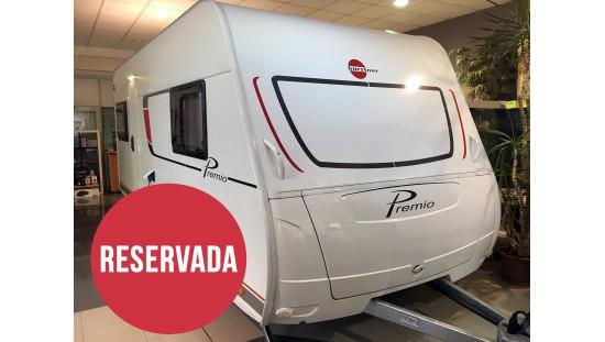 Caravana 2017 Burstner Premio 460 TS