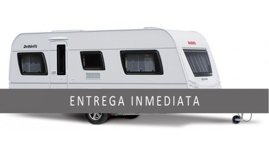 Caravana 2018 | Dethleffs Nomad 530 DR