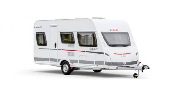 Caravana 2018 | Dethleffs C'Go 415 QL