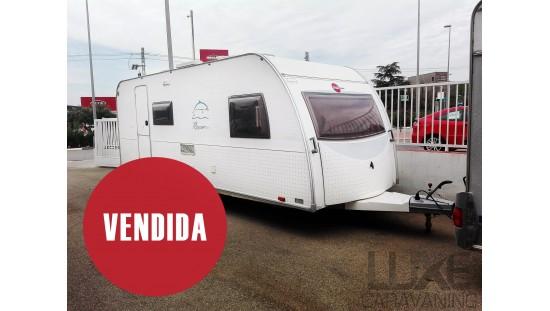 Caravana de Ocasión | Bürstner Flipper 500 TK