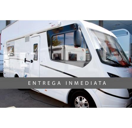 Autocaravana de Ocasión |Dethleffs Globebus I7