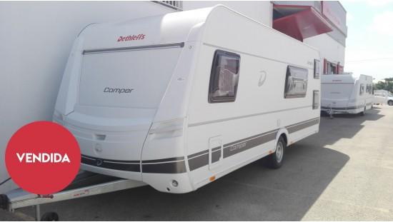 Caravana 2018   Dethleffs Camper 530 FSK