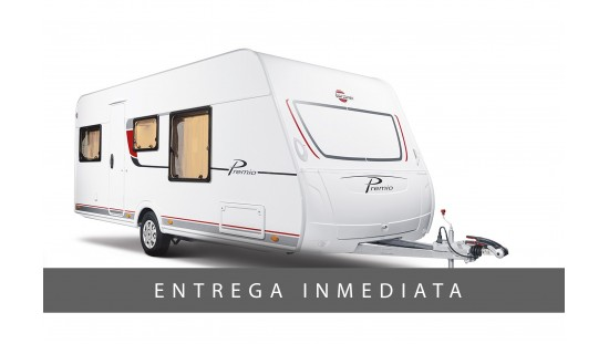 Caravana 2017 | Burstner Premio 460 TS