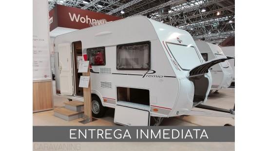 Caravana 2018 | Bürstner Premio Life 430 TS