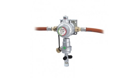 REGULADOR DE SEGURIDAD GAS  DUO CS HORIZONTAL