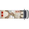 Caravana 2018 - Burstner Ixeo Time 728 G 30 aniversario