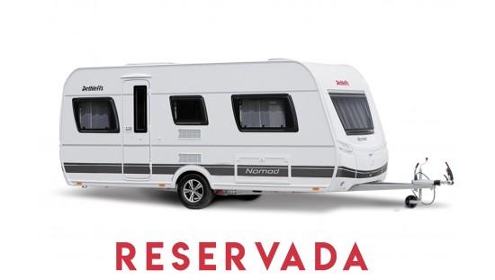 Caravana 2018   Dethleffs Nomad 530 DR