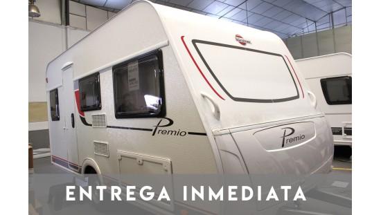 Caravana nueva 2018 | Bürstner Premio 435 TS