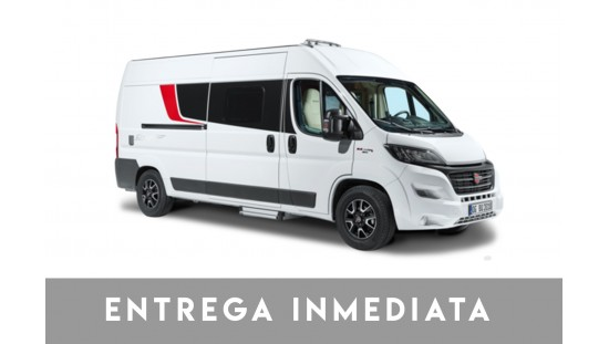 Camper nuevo 2018 | Bürstner City Car C 601
