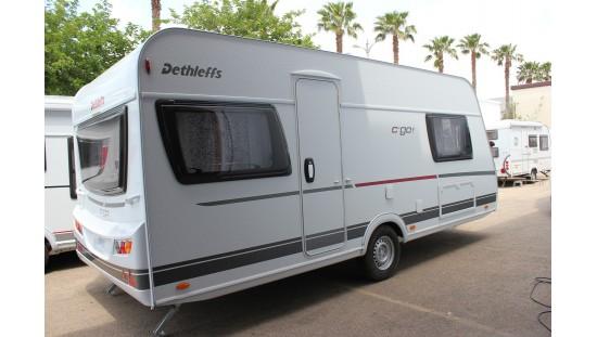 Caravana | Dethleffs C'Go 495 FR