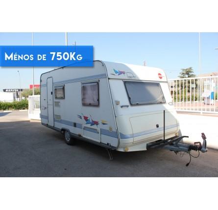 Caravana de Ocasión - Bürtsner City 430 TS