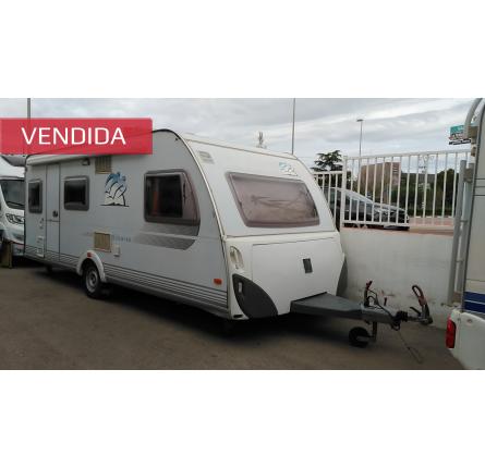 Caravana de Ocasión - KNAUS Südwind 550 FQ