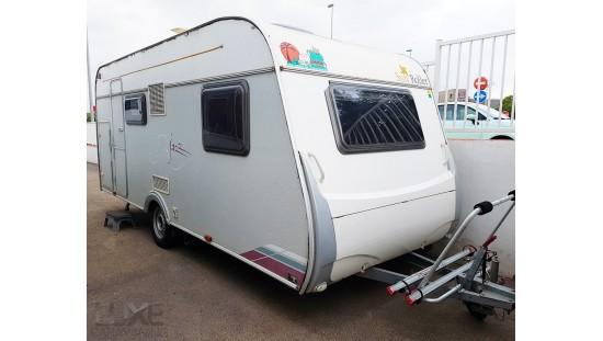 Caravana Ocasión|Sun Roller JAZZ 490 CP