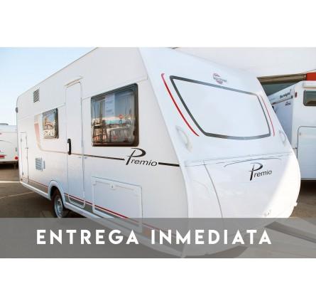 Caravana nueva 2018 | Bürstner Premio 495 TK