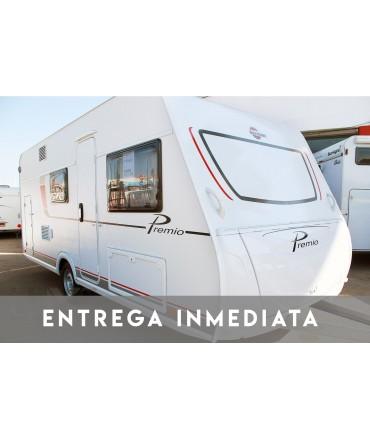 Caravana | Bürstner Premio 495 TK