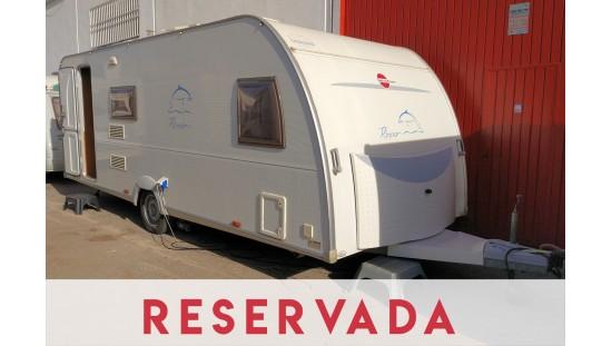 Caravana de ocasión | Bürstner Flipper 550 TK
