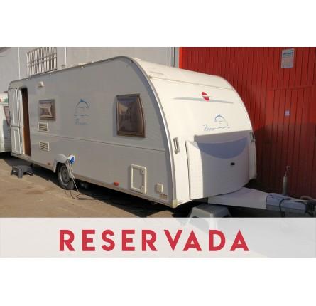 Caravana de ocasión   Bürstner Flipper 550 TK