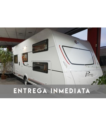 Caravana | Bürstner Premio plus 510 TK