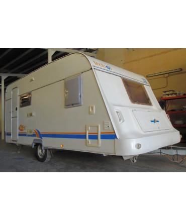 Caravana de ocasión   Pluma Trebol 490 UKF