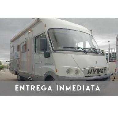 Autocaravana de ocasión | Hymer EG/ B002