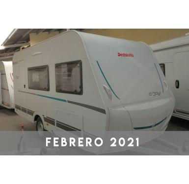 Caravana | Dethleffs C'Joy 420 QSH