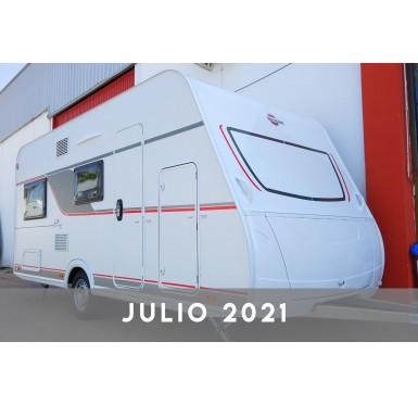 Caravana | Burstner Premio Plus 440 TK