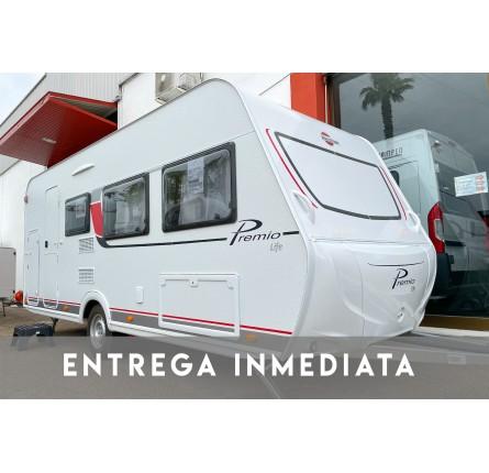 Caravana Bürstner | Premio life 490 TK