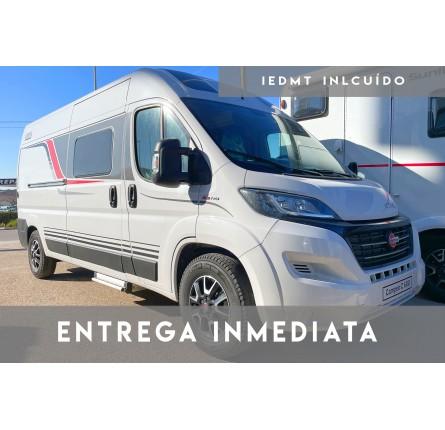 Camper Van | Bürstner Campeo C600