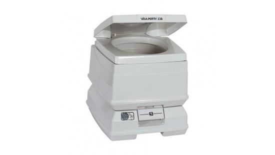 WC. VISA 10L GRIS