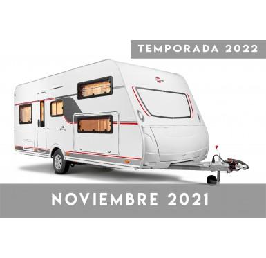 Caravana   Bürstner Premio plus 510 TK