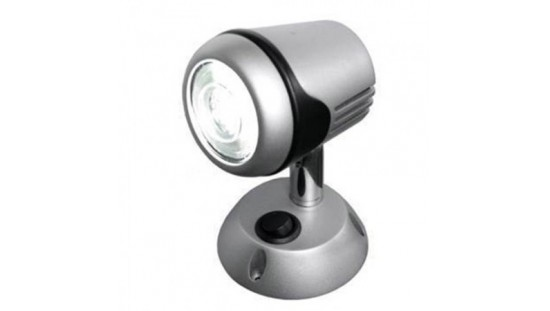 FOCO ORIENTABLE POWER LED 0,8W.