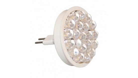 BOMBILLA 21 LED MR11 12V. 1,5W.