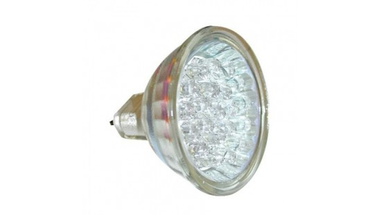 BOMBILLA 21 LED MR16 12V. 1,5W.