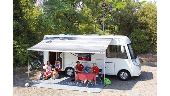 Toldo caravana Fiamma F45s Titanium