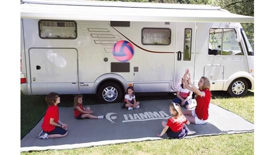 Toldo caravana Fiamma F45L Titanium