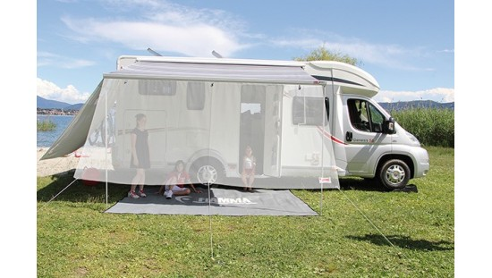 Sun View Side Caravanstore/F35
