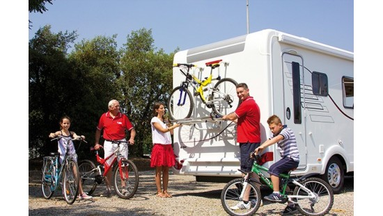 Carry-Bike PRO Hymer/Dethleffs