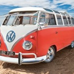El nacimiento de un mito: Volkswagen Bulli, origen de las camper