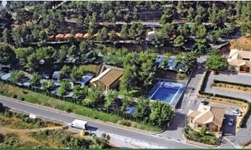 cinco campings de interior de la comunidad valenciana para