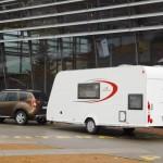 Enamórate de la caravana perfecta para viajar en familia: Burstner Premio 495tk
