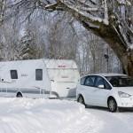 ¿Sales de viaje con tu caravana estas navidades? Cosas que debes tener en cuenta