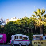 Palo Alto Market, una auténtica exposición de caravanas vintage gracias a sus Foodtrucks