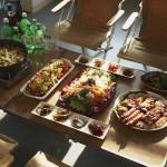 Utensilios de cocina y conservación de alimentos en la autocaravana