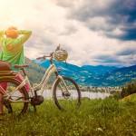 La bicicleta eléctrica o e-bike se pone de moda en el mundo del caravaning