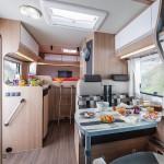 Aumentar la sensación de espacio: 4 trucos para decorar tu caravana